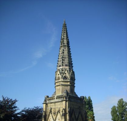 Shaw Memorial – Wakefield